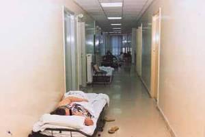 «Τριτοκοσμικές οι συνθήκες στα δημόσια νοσοκομεία»