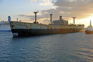«Πειραιώτης» το πλοίο Hellas Liberty