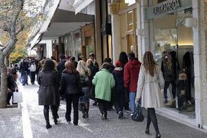 Έξι Κυριακές τον χρόνο δέχεται ο Εμπορικός Σύλλογος της Αθήνας