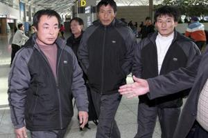 Η Ν. Κορέα απελευθέρωσε τους κινέζους αλιείς
