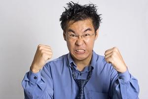 Αν είστε θυμωμένοι… μην μετράτε μέχρι το 10