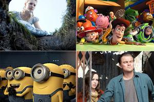 Οι κινηματογραφικές επιτυχίες του 2010