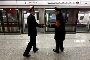 Οι ράγες του μετρό έφτασαν τα 336 χιλιόμετρα