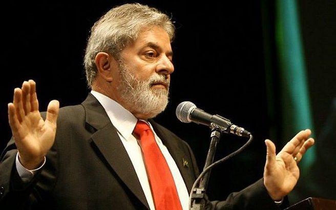 Ερωτευμένος δηλώνει ο πρώην πρόεδρος της Βραζιλίας, Λούλα ντα Σίλβα