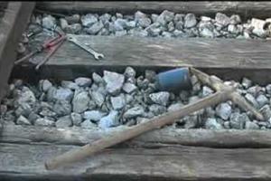 Εκτροχιάστηκε τρένο στην Κοζάνη