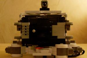Αναλογική κάμερα με Lego NXT