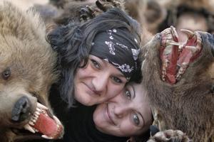 Πρωτοχρονιάτικη παράδοση της Ρουμανίας