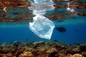 Σούπα με ψιλοκομμένα πλαστικά η Μεσόγειος