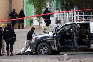 Ρεκόρ δολοφονιών το 2011 στο Ελ Σαλβαδόρ
