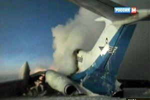 Τρεις οι νεκροί από την έκρηξη του ρωσικού αεροσκάφους
