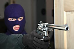 Με τα όπλα στο σούπερ μάρκετ