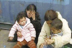 Οικογένεια μεταναστών στο νοσοκομείο με λέπρα