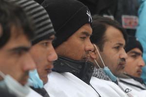 Η Δημοκρατική Αριστερά για τους Αφγανούς απεργούς πείνας