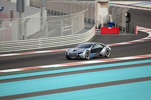 Και το όνομα αυτού, BMW i8!