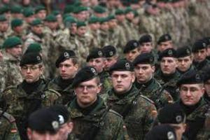 Γερμανικά τανκς μπήκαν στην Λιθουανία