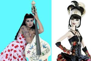 Ροκ τραγουδίστρια μηνύει την εταιρεία Mattel
