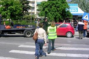 Προσοχή πώς περνάτε το δρόμο