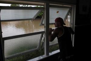 Θύματα από τις πλημμύρες στη Γουαδελούπη