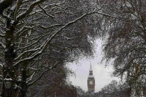 Ο πιο κρύος χειμώνας του αιώνα στη Βρετανία