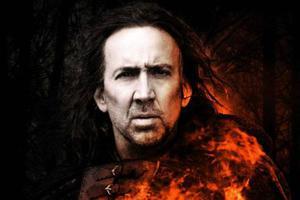 Ο Nicolas Cage σε ρόλο ιππότη