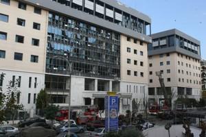 Προχωρά η αποκατάσταση των ζημιών στα Διοικητικά Δικαστήρια