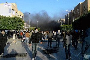 Ελεύθεροι οι πολιτικοί κρατούμενοι στην Τυνησία