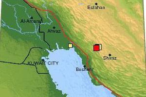 Σεισμός 5 Ρίχτερ στο νότιο Ιράν