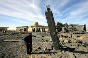 Διπλή ισραηλινή αεροπορική επιδρομή στη Γάζα