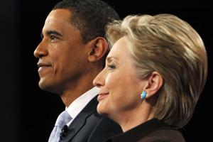 Ομπάμα: Η Χίλαρι Κλίντον θα γινόταν μια «έξοχη πρόεδρος» των ΗΠΑ