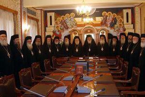 Νέους Μητροπολίτες εξέλεξε σήμερα η Ιερά Σύνοδος