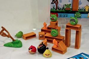 Τα Angry Birds τώρα και σε επιτραπέζιο