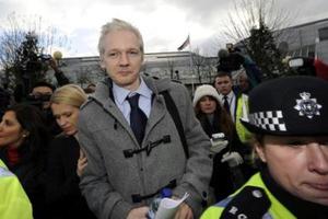 Έφεση εναντίον του εντάλματος σύλληψης του Ασάνζ