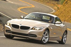 Η BMW ετοιμάζει 4κύλινδρη Z4!
