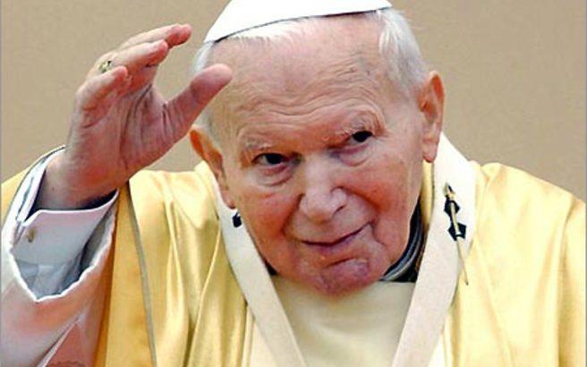 Αγιοποίηση του Πάπα Ιωάννη Παύλου του Β΄