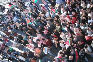 Αυξάνονται οι φωνές κατά της κυβέρνησης της Ιορδανίας