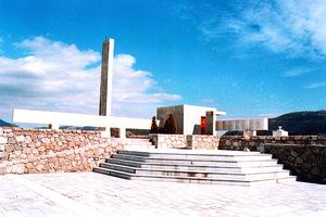 Μαθητές επισκέφθηκαν το μουσείο θυμάτων ναζισμού στο Δίστομο