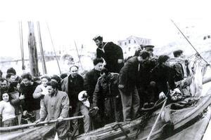 Μνήμες από το ναυάγιο της «Χειμάρρας»