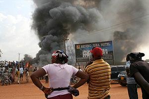 Αιματηρές συγκρούσεις μεταξύ φυλών στο Νταρφούρ