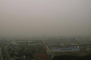 Η ατμοσφαιρική ρύπανση της Ασίας ενισχύει τις καταιγίδες στον Ειρηνικό