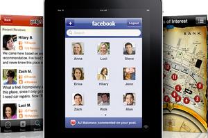 Facebook apps για το iPad
