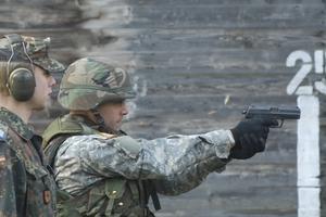 Έξαρση της βίας στο γερμανικό στρατό