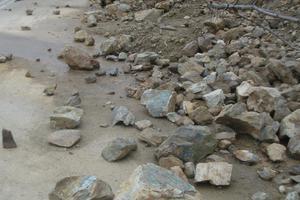 Ζημιές από κατολίσθηση στο ορυχείο της ΔΕΗ Μεγαλόπολης