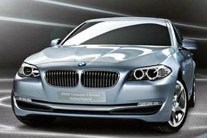 Ηλεκτρική 5άρα BMW αποκλειστικά για την Κίνα