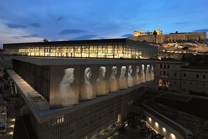 Ανοιχτό έως τα μεσάνυχτα το Μουσείο της Ακρόπολης