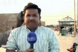 Δημοσιογραφία υπό αντίξοες συνθήκες