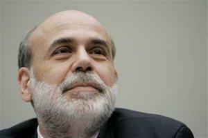 Ανησυχίες Μπερνάνκι για την αμερικανική οικονομία