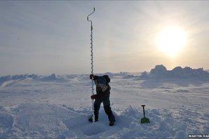 Εντοπίστηκε το ελικόπτερο που είχε χαθεί από την Πέμπτη στην Αρκτική