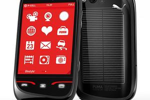 Puma Phone με ηλιακό συλλέκτη