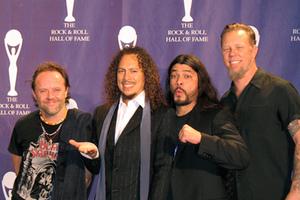 Οι Metallica ετοιμάζουν συναυλία τον Απρίλη