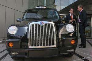 Ταξί «Made in China»